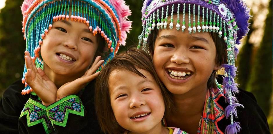 Bambini Peru