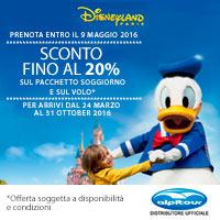 Disneyland Paris_L'immaginazione non ha confini