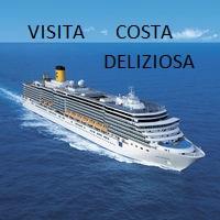Visita Costa Deliziosa 17/07