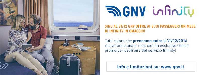 GNV infinity