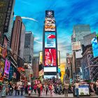 Times Square a New York!