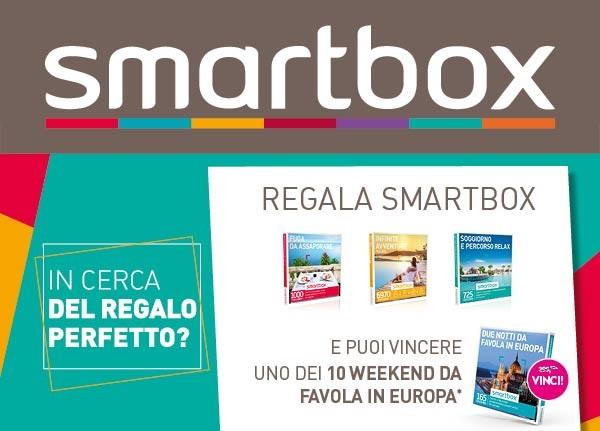 Smartbox_concorso estivo 2018