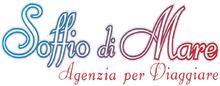 Logo Soffio di Mare Viaggi
