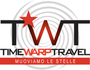 Logo Time Warp Travel