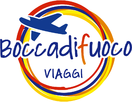 Logo Boccadifuoco Viaggi
